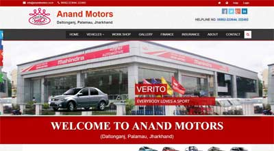 Anand Motors