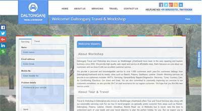 Daltonganj Travel Workshop