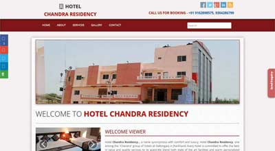 Hotel Chandra Residency