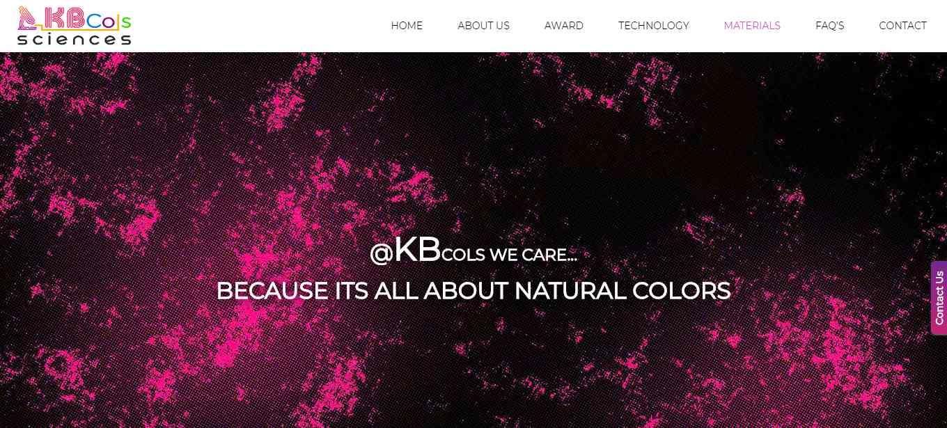 KBcols Sciences