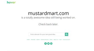 Mustard Mart